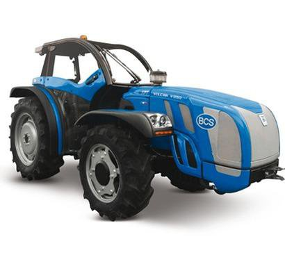 BCS Volcan SDT V850 | V950 RS - итальянские трактора