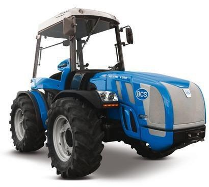 BCS Volcan V800 Dualsteer итальянские трактора