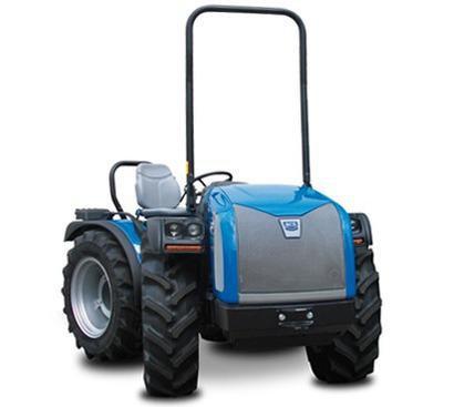 BCS Volcan V850 AR и V950 AR - Итальянские тракторы